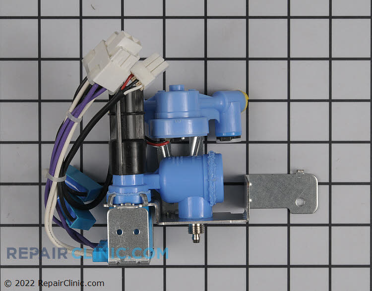 Water Inlet Valve DA97-08587A Alternate Product View