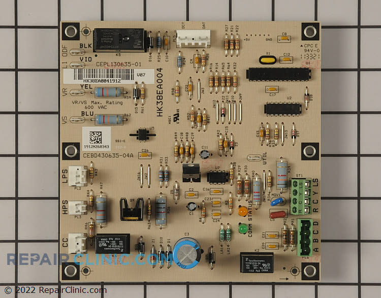 Control Board HK38EA004 Alternate Product View