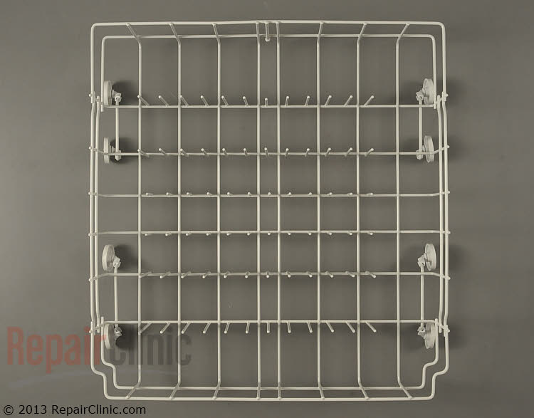 Lower Dishrack Assembly 154331605 Alternate Product View