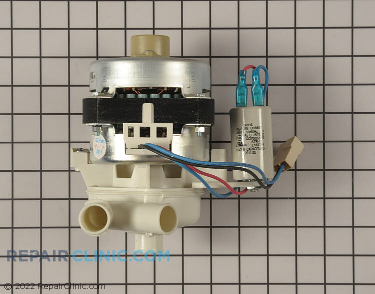 Pump and Motor Assembly 674000600046    Alternate Product View