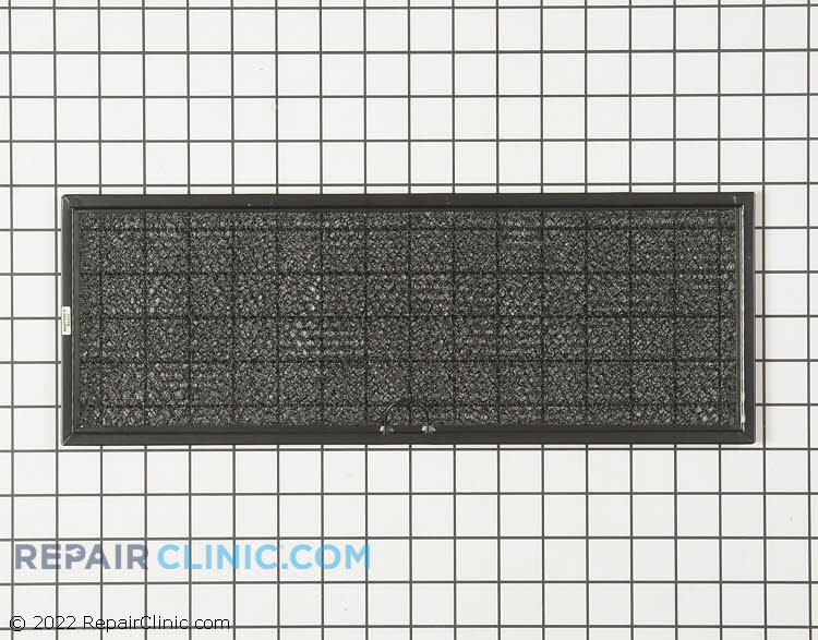 Whirlpool W10240990 Cooktop Downdraft Vent Grease Filter Genuine Original Equipment Manufacturer Part OEM