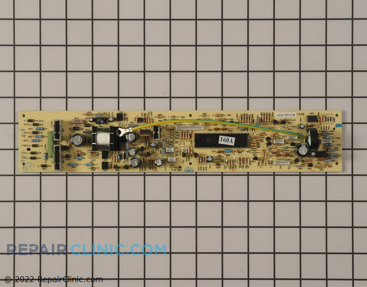 Main Control Board WP8206488 Alternate Product View