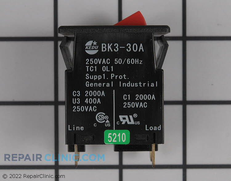 Circuit Breaker 202033GS Alternate Product View