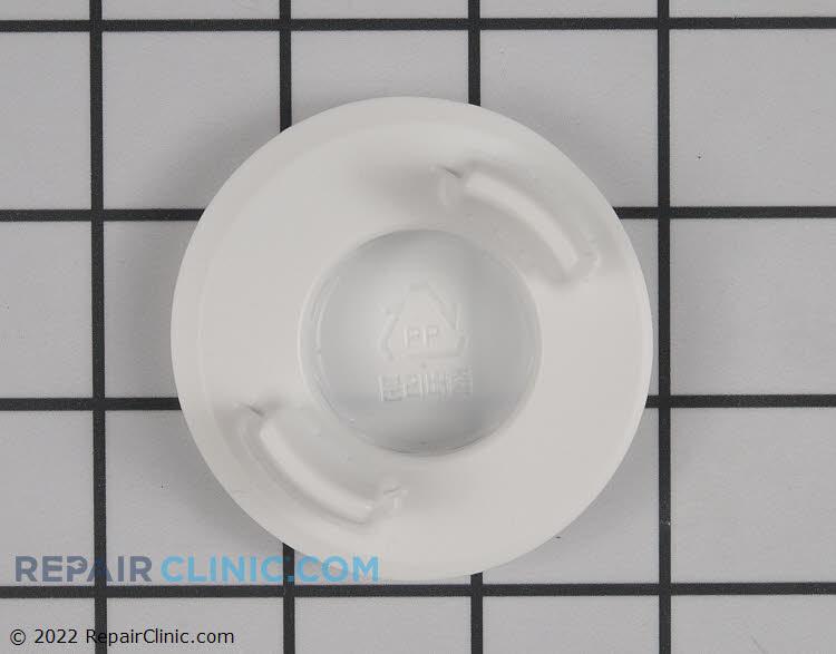 Water filter bypass cap - Item Number DA67-02270A