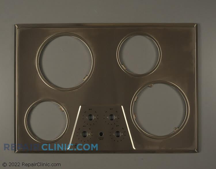 Metal Cooktop WB62K10107      Alternate Product View