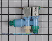 Water Inlet Valve - Part # 1876389 Mfg Part # WPW10312696