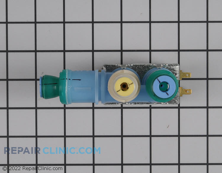 Water Inlet Valve WPW10312696 Alternate Product View