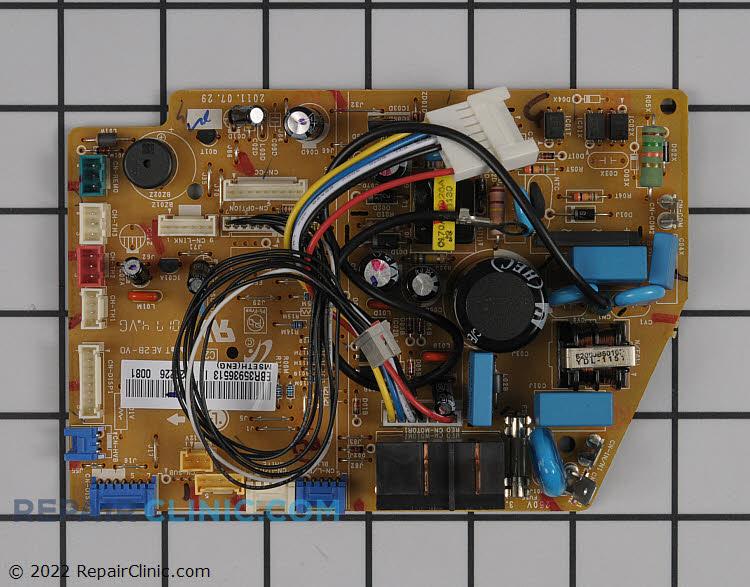Main Control Board EBR35936513 Alternate Product View