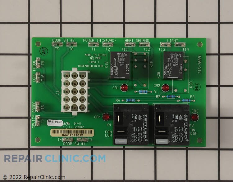 Relay Board 1916901 Alternate Product View