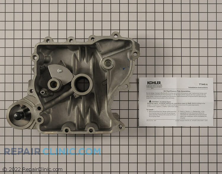 Oil Pan 12 199 70-S Alternate Product View