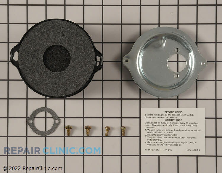 Air Filter 730127 Alternate Product View