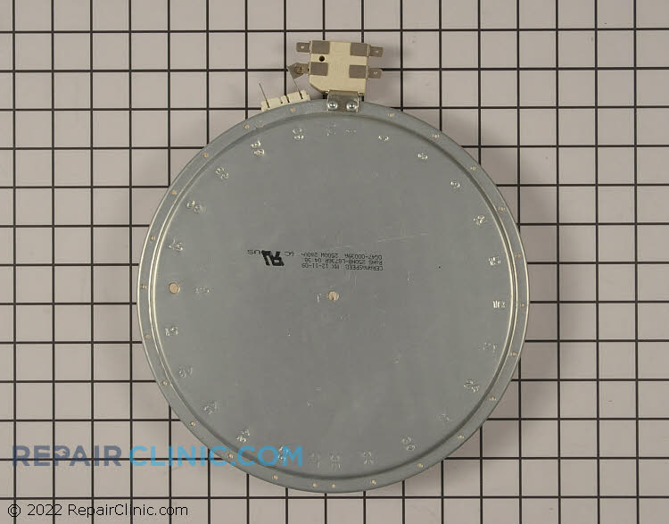 Radiant Surface Element DG47-00039A Alternate Product View