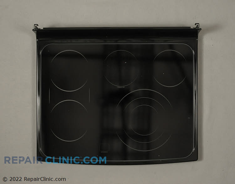 Glass Main Top WB62T10752      Alternate Product View