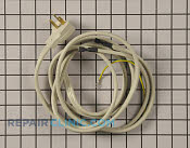 Power Cord - Part # 2369479 Mfg Part # 52CQ400994