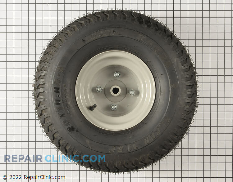 Wheel Assembly 07153500 Alternate Product View