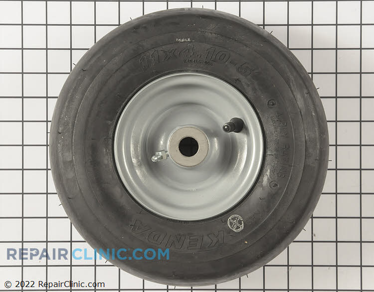 Wheel Assembly 539106993 Alternate Product View
