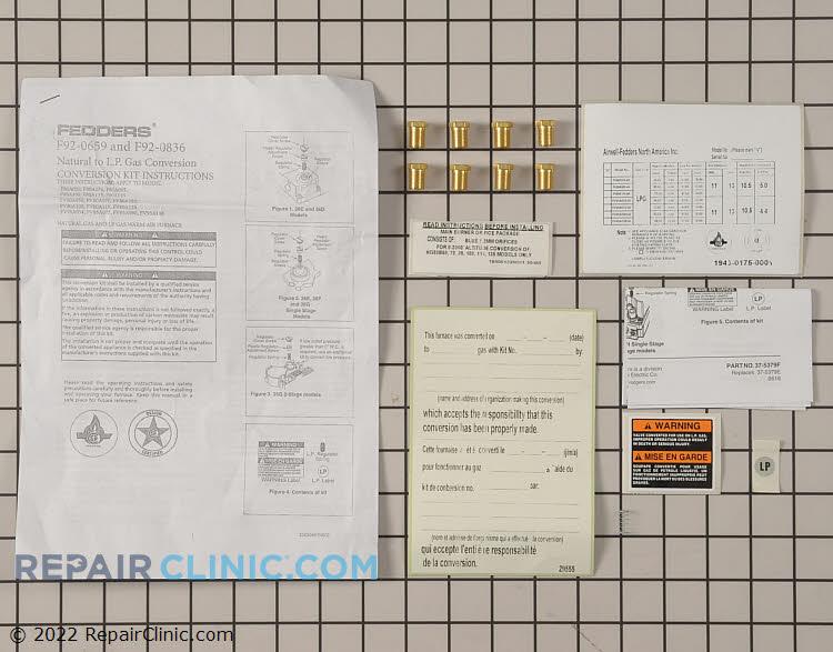 Conversion Kit AC-3940-105 Alternate Product View