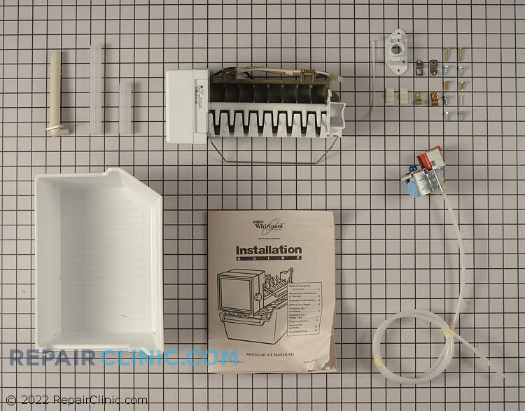 Ice Maker Assembly Wpw10315447 Repairclinic Com