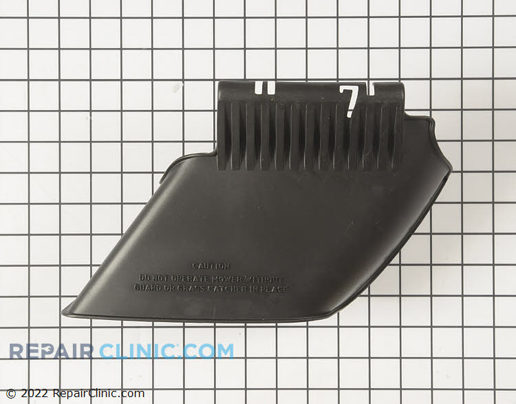Discharge Chute 532160831 Alternate Product View