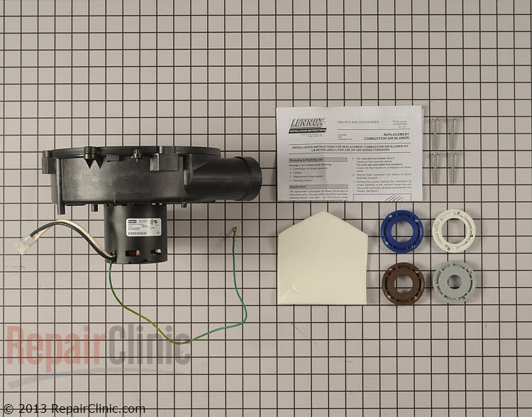 Draft Inducer Motor 68K21 Alternate Product View