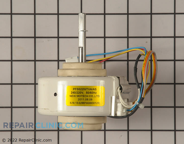 Fan Motor DB31-00071B Alternate Product View
