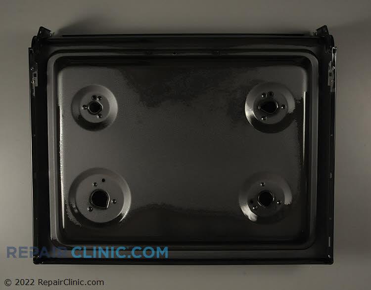 Metal Cooktop WB62K10130 Alternate Product View