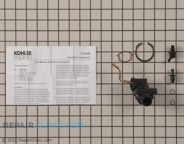 Fuel Pump 48 559 06-S Alternate Product View