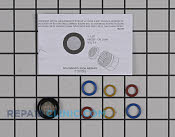 O-Ring - Part # 2324750 Mfg Part # 6198