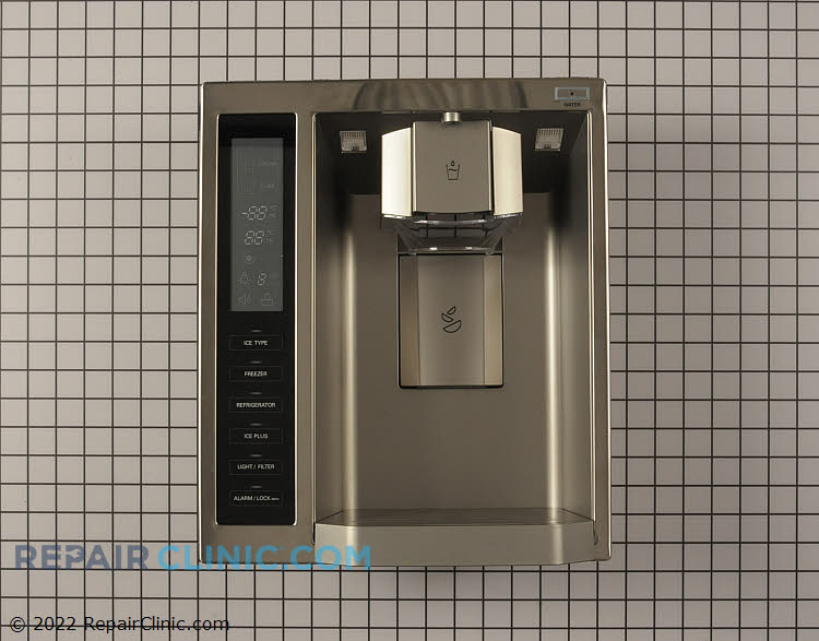 Dispenser Front Panel ACQ36821602     Alternate Product View