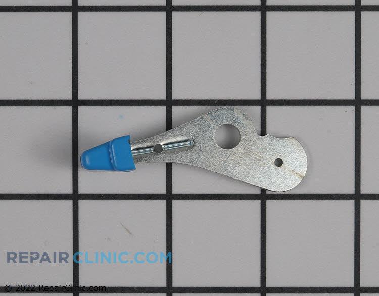 Choke lever asm w/knob