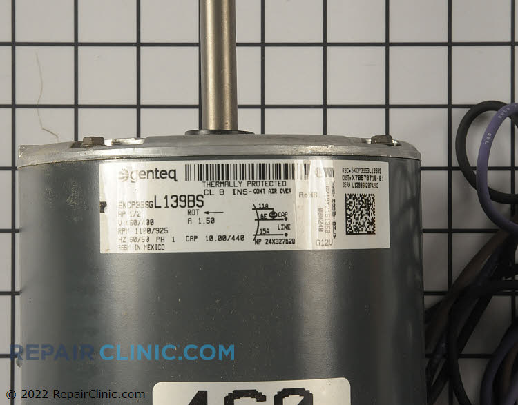 Blower Motor MOT03775 Alternate Product View