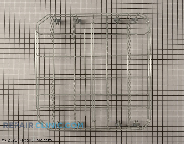 Lower Dishrack Assembly 00234586 Alternate Product View