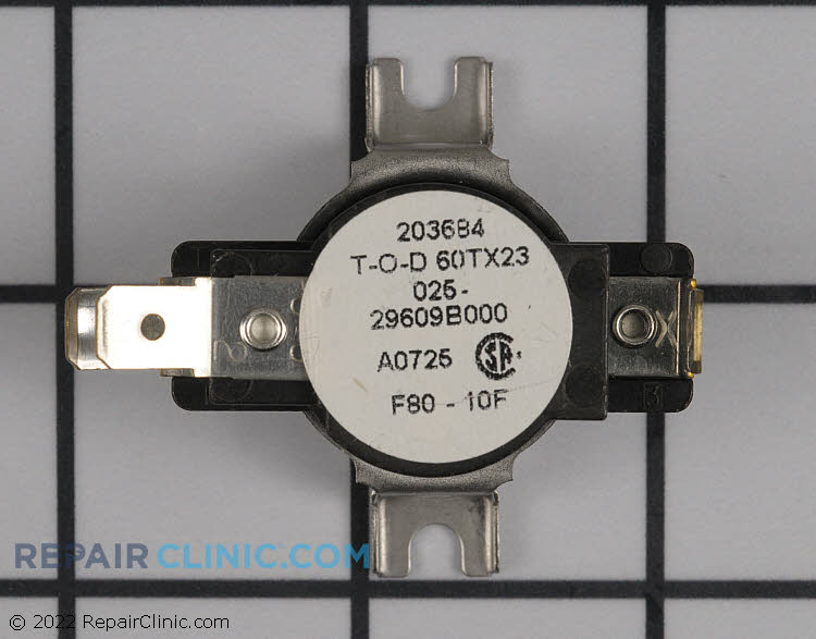Temperature Switch S1-02529609000 Alternate Product View