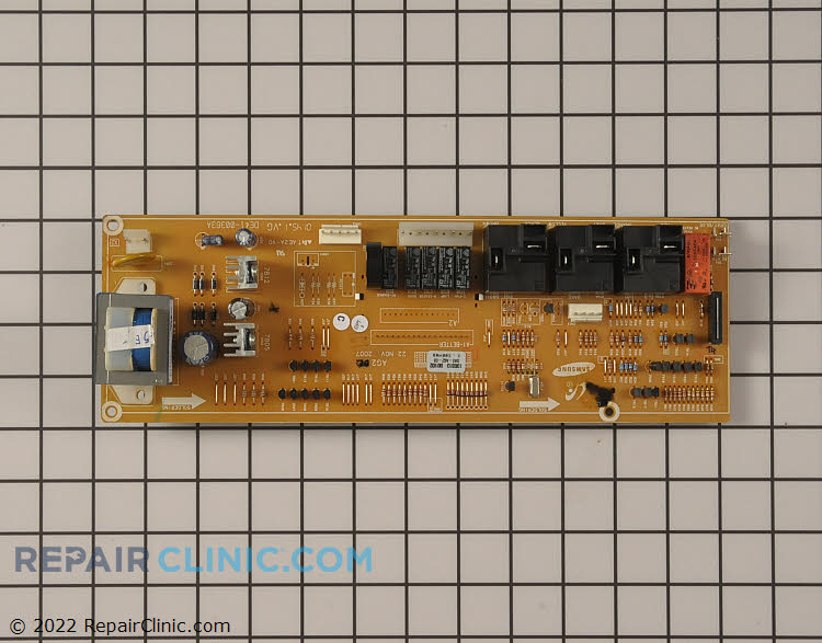 Oven Control Board OAS-AG2-00 Alternate Product View