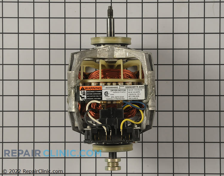 Drive Motor WD-4550-63      Alternate Product View