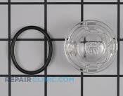 Light Lens Cover - Part # 4247719 Mfg Part # 112183
