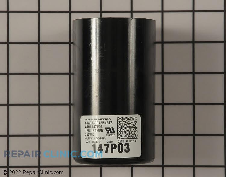 Capacitor, Start, 140*160 MFD, 330V, Round