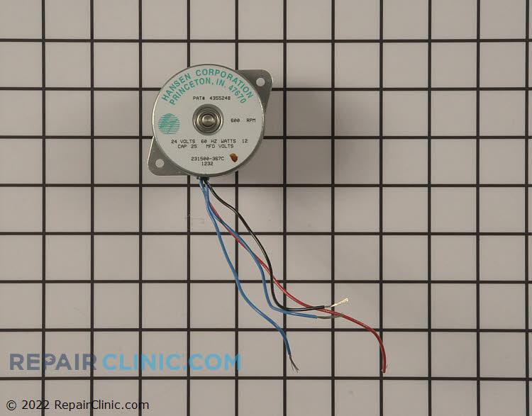 24v ball bearing actuator - 600rpm