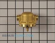 Diverter valve - Part # 2617022 Mfg Part # VAL07449