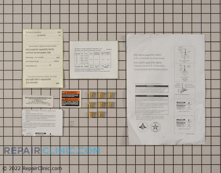 Conversion Kit AC-3940-101 Alternate Product View
