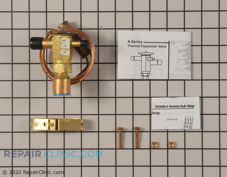 Thermal Expansion Valve VAL02875 Alternate Product View