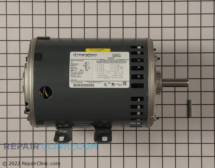 Blower Motor HD56FL651 Alternate Product View
