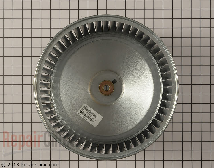 Blower Wheel LA22ZA120 Alternate Product View