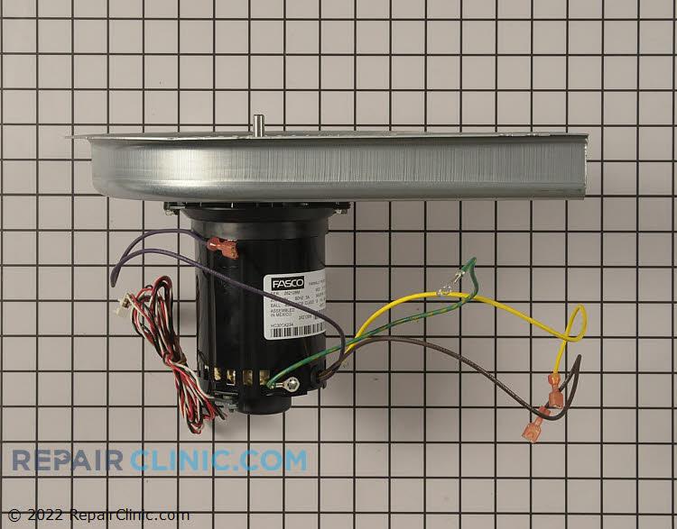 Draft Inducer Assembly 1/16HP 3450RPM 208/230 V