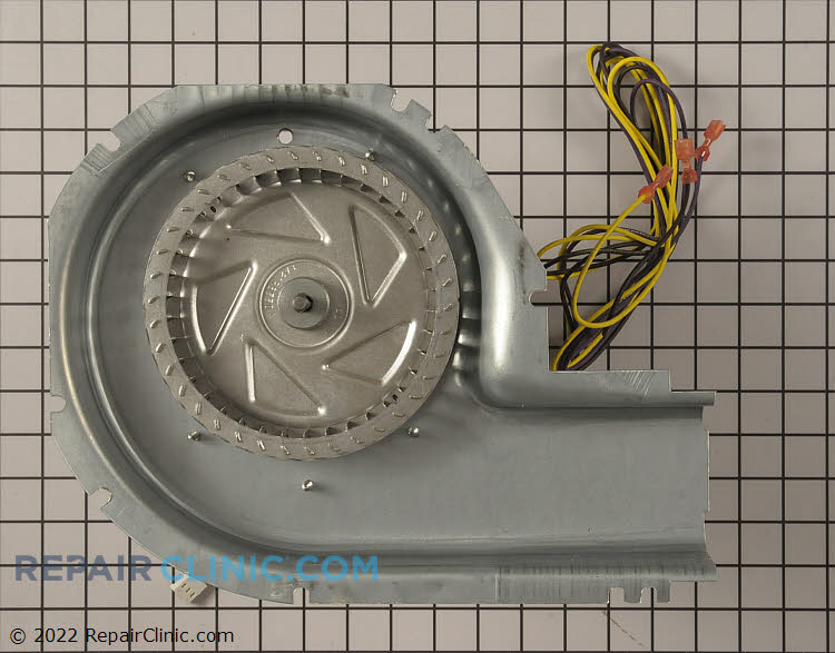 Draft Inducer Motor 50DK406815 Alternate Product View