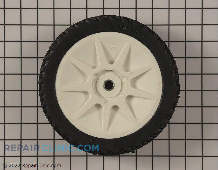 Plastic drive wheel 205-670 Alternate Product View