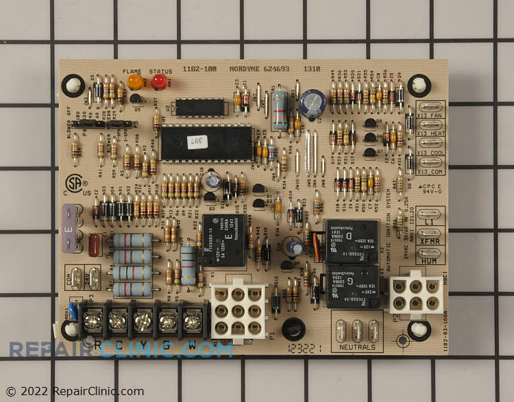 Control Board 919943 Alternate Product View