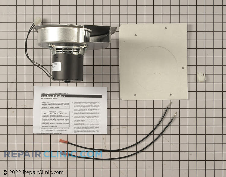 Draft Inducer Motor 903162 Alternate Product View