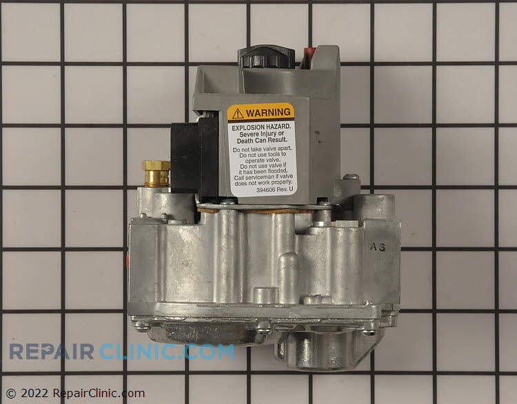 Gas Valve Assembly B1282602 Alternate Product View