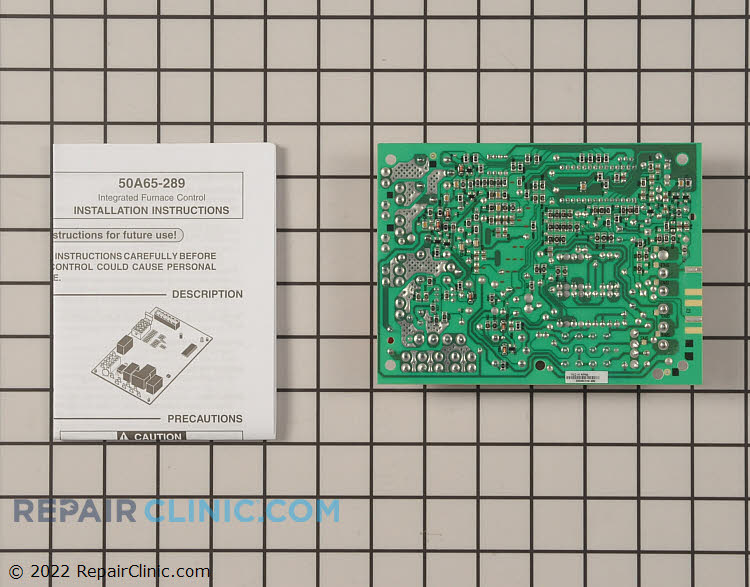 Control Board PCBBF118S Alternate Product View